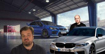 BMW Бурунову, Subaru Уткину: Выбираем авто-подарки «звёздным» именинникам