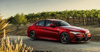 Седаны Alfa Romeo покидают автомобильный рынок России