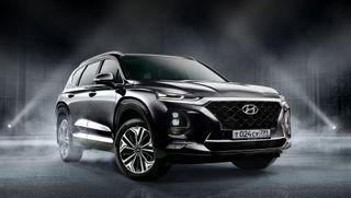 Фото: Hyundai Santa Black& Brown, источник: Hyundai