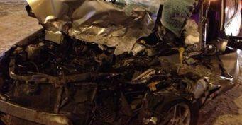Два человека погибли в ДТП на трассе М-1 под Вязьмой