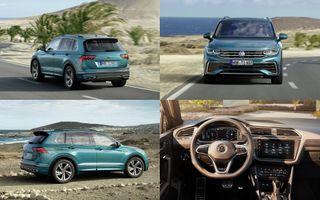 Фото: экстерьер иинтерьер Volkswagen Tiguan 2021, источник: Volkswagen