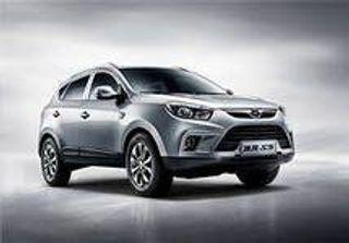 Новый китайский автопроизводитель представил в России Джак S5 и Джак J5