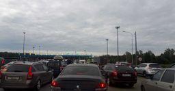 «Возникло возмущение к Автодору»: На пробки по трассе М4 «Дон» пожаловались в Сети