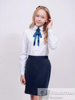 Школьная юбка-карандаш. Фото: pokatim.ru