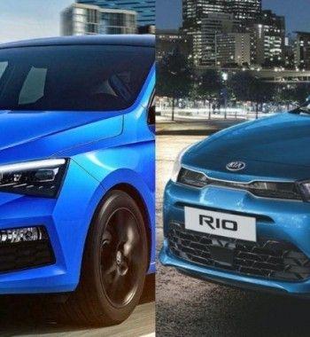 Skoda Rapid против KIA Rio: Плюсы и минусы «бюджетников» 2020 года