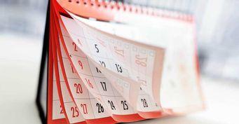 Как выбрать и разместить календарь в офисе?
