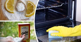 Как почистить духовку от жира и «аромата» горелой рыбы
