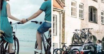 Автоблогеры «нашли» 6 причин крепить велобагажник на фаркоп
