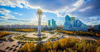 Как доставить груз в Казахстан выгодно