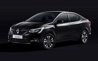 Фото: Renault Taliant, источник: Renault