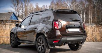 Фонтаны масла, «брейкданс» руля иполный привод: Опыт владения б/у Renault Duster за600 000 рублей