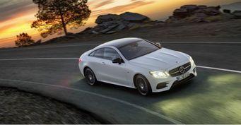 Купе Mercedes-Benz E-Class Coupe получило австралийский ценник