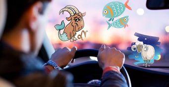 От раздражительности до рассеянности. Какие нюансы характера мешают Овнам, Козерогам и Рыбам на дороге