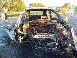 ДТП на трассе Черкесск – Домбай. Пострадали девять человек