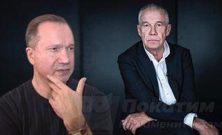 Сергей Гармаш и Виктор Рыжаков. Источник изображений: Pokatim.ru