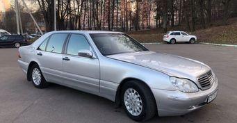 «Колхозный» тюнинг Mercedes W140 «разнесли» в сети: «Мерс с Алиэкспресс»