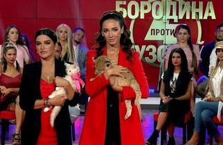 Бузова и Бородина останутся работать на ТНТ. Источник фото: https://kino.rambler.ru/