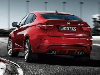 BMW презентовала новый X6 с пакетом M Sport