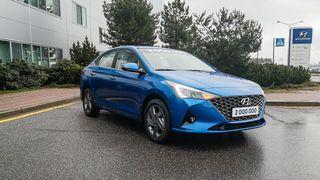 Hyundai Solaris 2020, источник: Hyundai