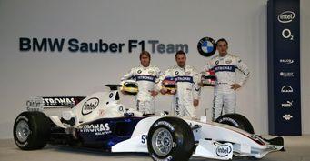 BMW не собирается возвращаться в Формулу-1
