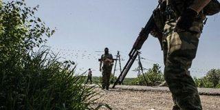 ДНР: Ополченцы вошли в Еленовку