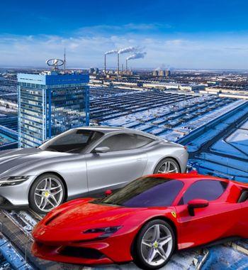 Ferrari Roma иStradal «засекли» на«АвтоВАЗе»: Три сценария сотрудничества компаний