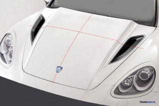Улучшенный Porsche Cayenne от ателье Hofele Design
