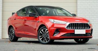 Вид Maserati, цена Solaris: 5 причин купить новый JAC J7