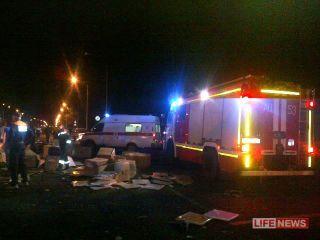 7 человек пострадали в ДТП с автобусом в Ставрополе