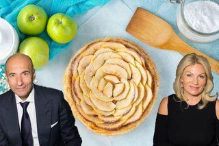 Творожно-яблочная запеканка отКрутой. Фото: pronedra, multivarenie