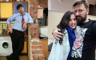 Гена Букин и Виктор Логинов с молодой женой. Фото: sostav.ru, kr.ru