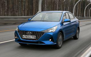 Hyundai Solaris 2020. Фото: zr.ru