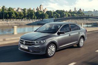 Лифтбек Volkswagen Polo, источник: Volkswagen