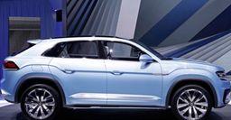 Спортивное кросс-купе Volkswagen Tiguan X показали на фото