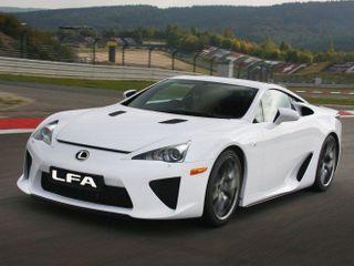 BMW примет участие в разработке нового Lexus LFA