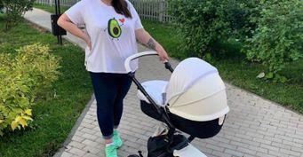 «Янаграни нервного срыва»: Александра Черно после родов впала вдепрессию