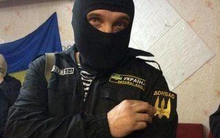 Батальон «Донбасс» попал в окружение ополченцев