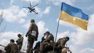 Группа украинских военных готова сдаться ополченцам под Луганском