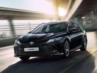 Фото: Toyota Camry, источник: Toyota
