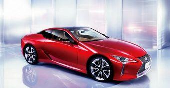 Новый австралийский Lexus LC в два раза дороже американского