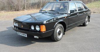 На eBay выставлен уникальный автомобиль спецслужб СССР