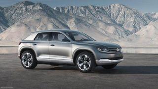 Volkswagen выпустит 7-местный кроссовер Tiguan в 2016 году