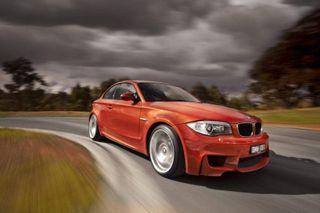 Проводятся тесты нового спорткара BMW M2 Coupe