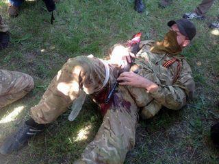 СМИ: Ополченцы заняли поселок Тельманово в Донецкой области