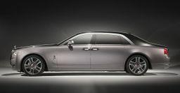 В Женеве дебютирует Rolls-Royce Ghost с алмазным кузовом