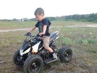 В Ленобласти погиб 9-летний ребенок, попав в ДТП под квадроцикл