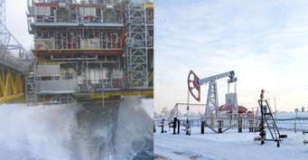 Высокую стоимость российской нефти спасает шторм вСША