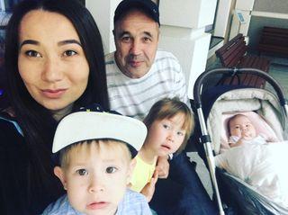 Семья Дмитрия Соколова Фото: Instagram @dk_sokolove