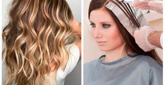 «Умные» окрашивания волос, которые сэкономят время иденьги