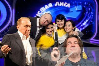 Фото: Эрнст иМасляков выгоняют неугодные команды, pokatim.ru